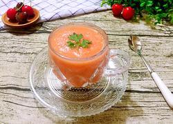 鲜榨番茄汁