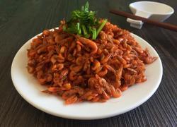 酥炸小虾米