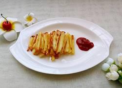 烤箱版薯条