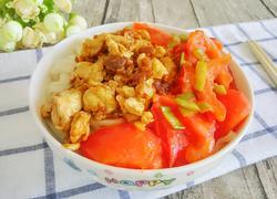 西红柿鸡蛋炸酱面