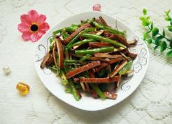 青椒炒酱干