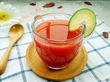 柠檬西瓜汁的做法[图]