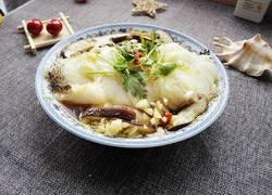 鳕鱼蒸豆腐