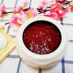 柠香黑布林果酱的做法[图]
