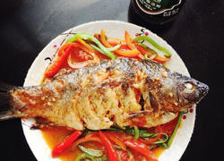四川红烧鱼