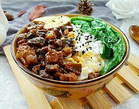 台式卤肉饭[图]