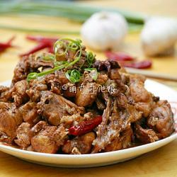 红烧兔肉的做法[图]