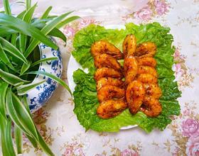 泰式香辣虾
