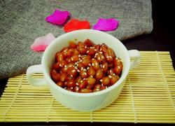 韩式酱花生