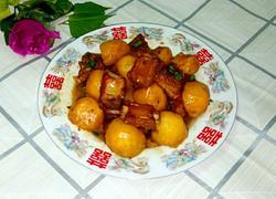 排骨炖小土豆