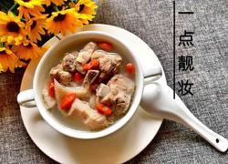 榴莲壳煲排骨汤