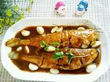 醋焖黄花鱼的做法[图]