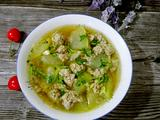 羊肉丸子冬瓜汤的做法[图]