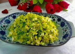 西葫芦鸡蛋馅饺子