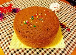 电饭锅巧克力蛋糕