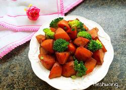 红烧胡萝卜