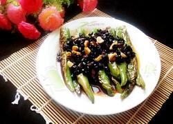 豆豉炒尖椒