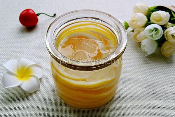 冰糖柠檬醋