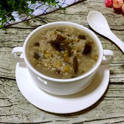 海带绿豆粥