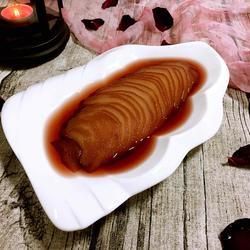红酒煮梨的做法[图]