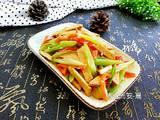 豆干炒芹菜的做法[图]