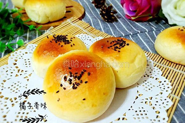 果酱夹心面包