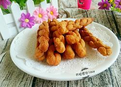 鸡蛋脆麻花