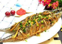 微波炉烤鱼