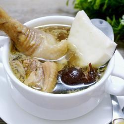 椰子鸡汤的做法[图]