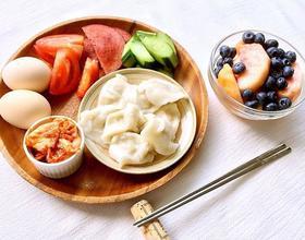 西红柿鸡蛋饺子[图]