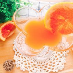 鲜榨胡柚汁
