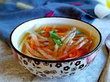 虾皮萝卜丝汤的做法[图]