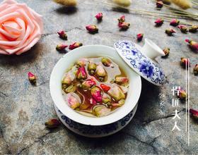 茉莉玫瑰花茶[图]