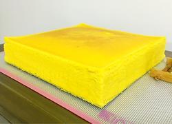 南瓜酸奶蛋糕8寸加厚