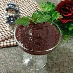 黑布林果酱的做法[图]