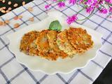 花生紫甘蓝煎饼的做法[图]