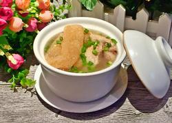 竹荪鸡肉汤