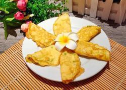 银鱼小煎饼