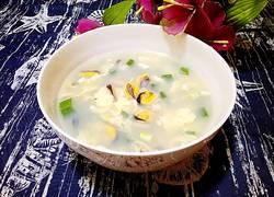 海虹鸡蛋汤