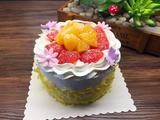 草莓鲜奶油蛋糕的做法[图]