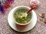 马齿苋绿豆薏仁汤的做法[图]