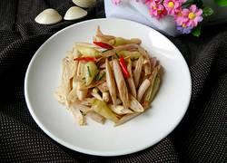 泡椒炒藕带