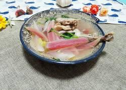 四川酸萝卜老鸭汤