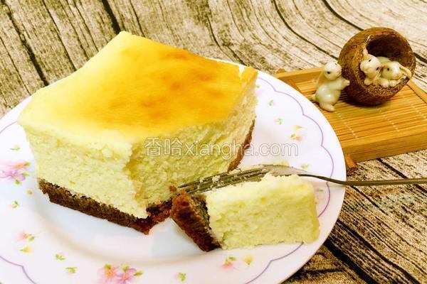 奶油芝士蛋糕