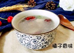 桂圆红枣排骨汤