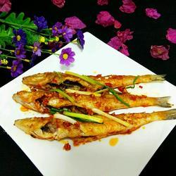 香辣沙丁鱼