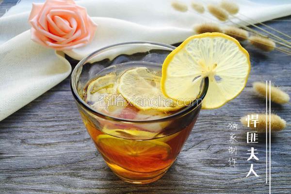 冰柠檬红茶