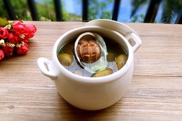 养生食谱_鲍鱼炖汤的做法_菜谱_香哈网