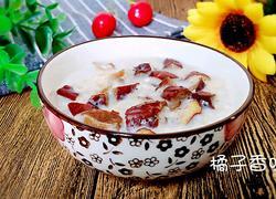 红枣燕麦粥