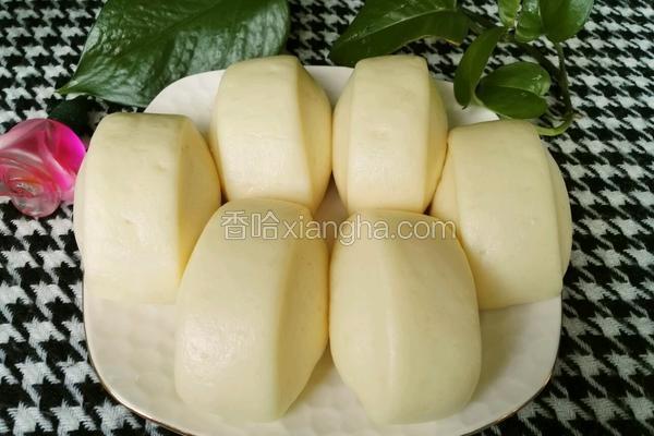 蒸排骨的家常做法_牛奶小馒头的做法_菜谱_香哈网